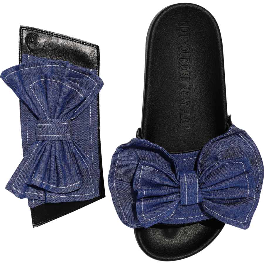 Go With the Bow Patches